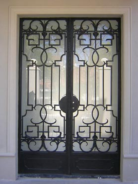 Portones de metal related keywords suggestions - Puertas de hierro ...